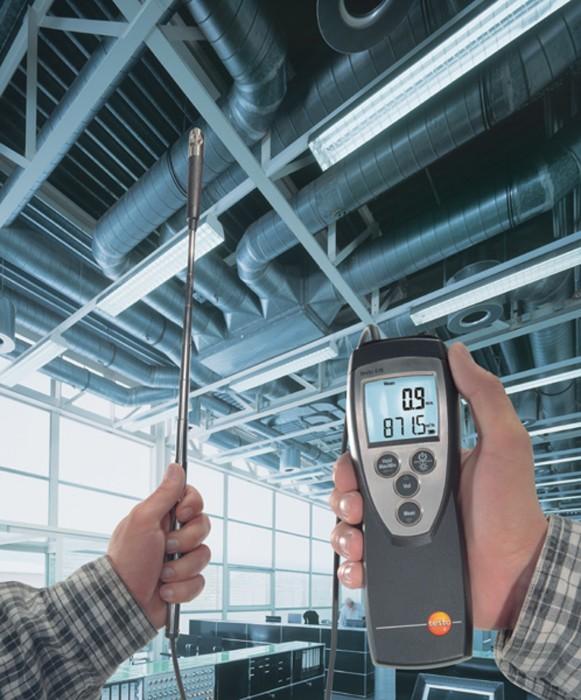 Misure di ventilazione e climatizzazione