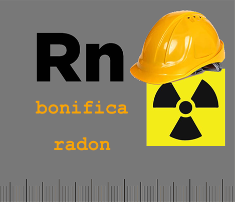 bonifica radon